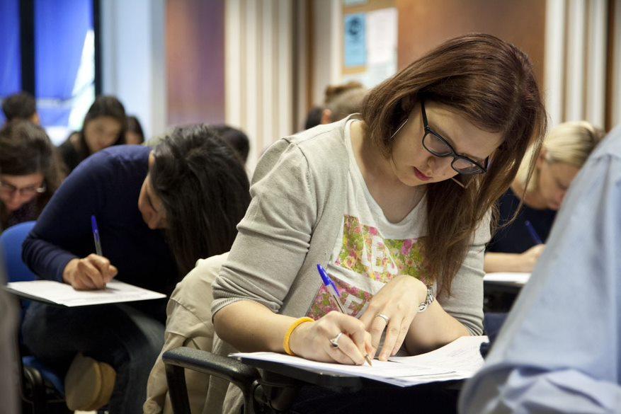 Suspendidas convocatorias exámenes de portugués